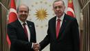 Erdoğan'dan Tatar'a anlamlı mesaj!