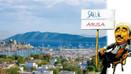 Milli Emlak'tan Bodrum'da 5 arazi satışı