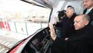 Gebze-Halkalı Banliyö Tren Hatları açıldı
