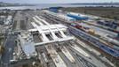 Gebze-Halkalı demir yolu hattı bugün açılıyor