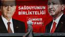 Erdoğan Cumhur İttifakı'nı bitirecek iddiası