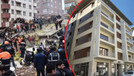 Kartal'da yıkılan binanın çevresi baştan yapıldı