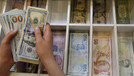 Dolar/TL, enflasyon sonrası yükselişte