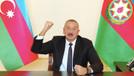 """Aliyev """"Topraklarımızı geri alacağız"""""""