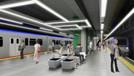 İstanbul Havalimanı'na 120 km süratli metro