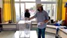 KKTC seçimlerinde mühürle birlikte o da veriliyor