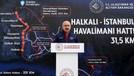 Halkalı-İstanbul Havalimanı metro hattı geliyor