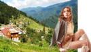 Müge Boz da aynı dağdan arazi aldı