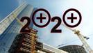 İnşaat sektörünün yüzü 2020'de güldü