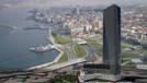 Konak'ta 60 katlı Vakıf Towers inşaatı başlıyor