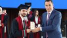 Hasan Kalyoncu Üniversitesi'nde mezuniyet heyecanı