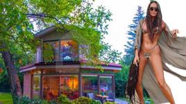 Eda Taşpınar Sapanca'da villa kiraladı