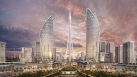 İşte dünyanın yeni en uzun binası