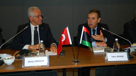 Türk müteahhitler Libya'ya geri dönüyor
