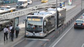 Ankara'da yeni dönemde metrobüs olacak