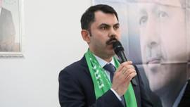 Murat Kurum'dan önemli imar planı açıklaması