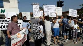 Konut mağdurları Saraçhane'de toplanıyor