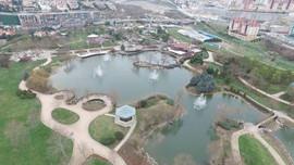 Bahçeşehir Göleti'nde inşaatlar durduruldu