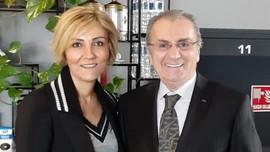 TÜROB'da ilk kez bir kadın başkan oldu
