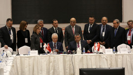 Türk müteahhitler Bağdat'a çıkarma yaptı