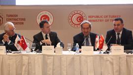 Irak'tan Türk Müteahhit ve firmalara çağrı