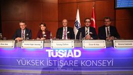 """""""TÜSİAD toplantısında kur için 11 TL tahmini"""""""