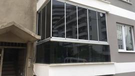 Cam balkon için komşu onayı şart!