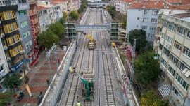 'Raylı sistem inşasında İstanbul zirvede'