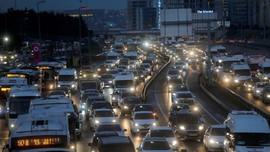 İstanbul'da hız ortalaması 3.7 kilometre yavaşladı