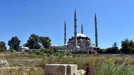 Selimiye'de sonunda peyzaj çalışması başlıyor