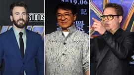 Forbes 2019'un en çok kazanan aktörlerini açıkladı