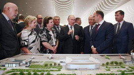 Türk firması Rusya'da havalimanı tamamladı!