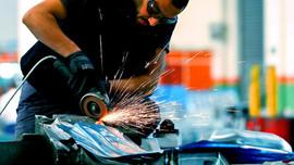 Sanayi üretimi yıllık yüzde 1.2 azaldı