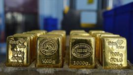Fırlayan altın bir anda yüzde 1 değer kaybetti