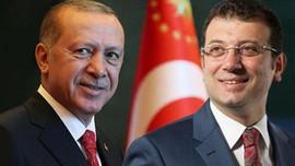 İmamoğlu o ankette Erdoğan'ı yakaladı!