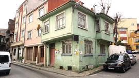 Orhan Kemal'in Cibali'deki evi yıkılmak üzere