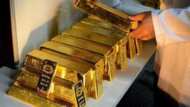 Türkiye'nin altın rezervi yükseliş gösterdi