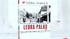 Tuğrul Yılmaz'ın yeni kitabı Ledra Palas çıktı