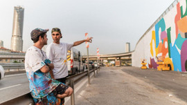 İstanbul duvarları sanatçılara açıldı