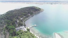 Urla Karantina Adası'nda restorasyon
