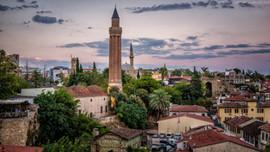 Antalya arkeoparkına kavuşuyor