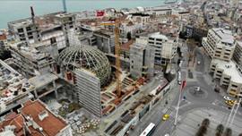 Taksim'de AKM inşaatı ne zaman tamamlanacak