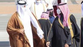 Katar'a ambargo kalktı! Körfezde kucaklaşma