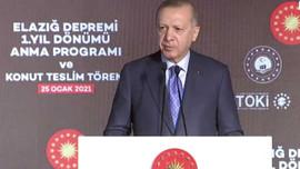 """Erdoğan """"Hedef 1.5 milyon konutu dönüştürmek"""""""