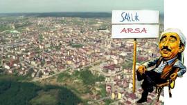 Hadımköy'de icradan satılık dev arazi! Kim alacak?