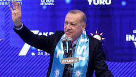 """Erdoğan """"Kanal İstanbul'u inadına yapacağız"""""""