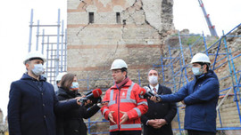 İstanbul surlarına İBB sahip çıkıyor