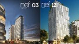 Nef, 2 yeni projesini Cityscape Dubai 2013'te tanıtıyor!