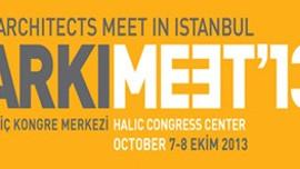 Ömer Yılmaz ve Sinan Köksoy 17 Eylül'de ARKIMEET 2013'ü değerlendirecek