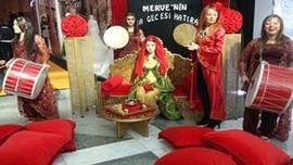 Ankara Düğün ve Evlilik Fuarı açıldı